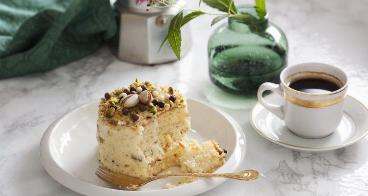 torciki pistacjowo waniliowe